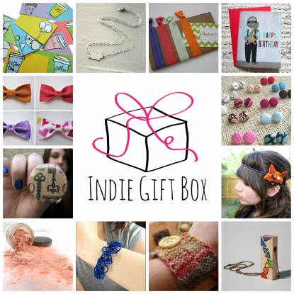Indie Gift Box July Contributors 2